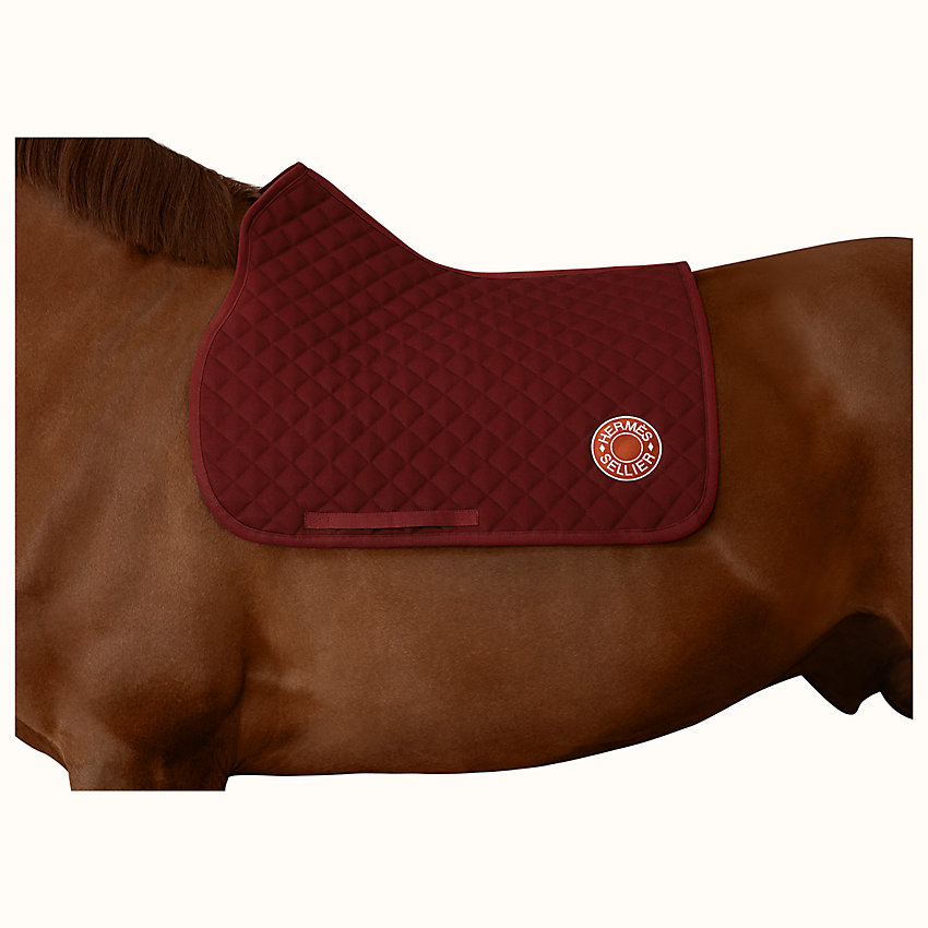 zoom image, Hunter general purpose saddle pad