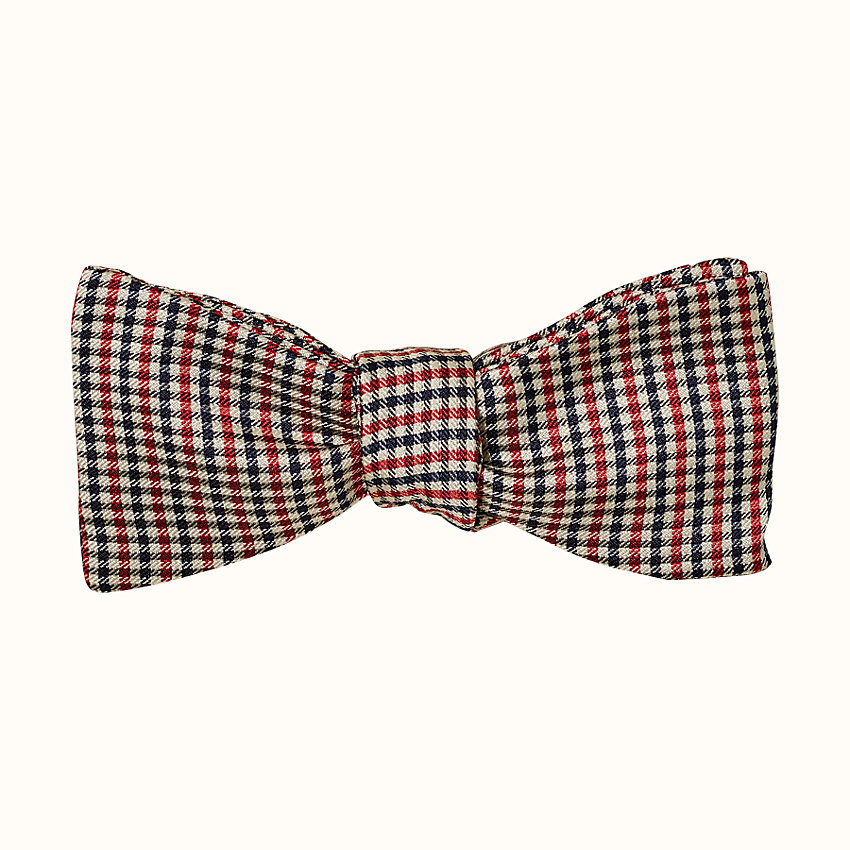 zoom image, I Love Mother bow tie
