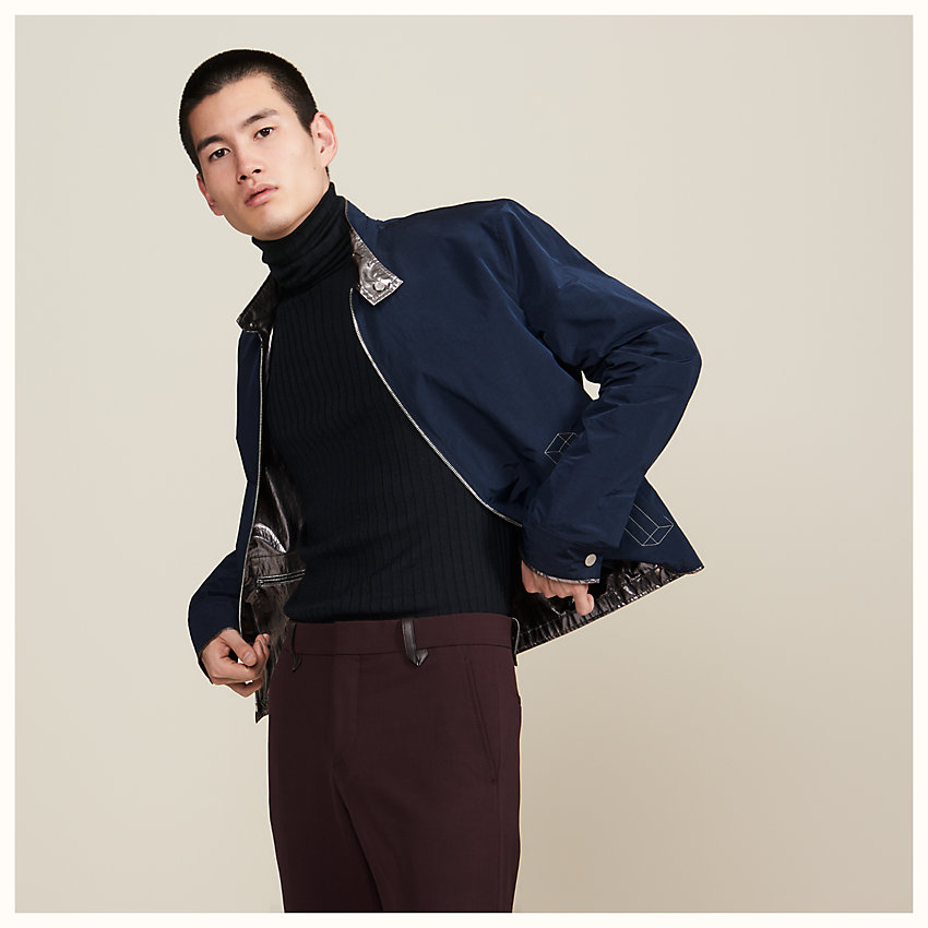 zoom image, Jacket with 3D pockets