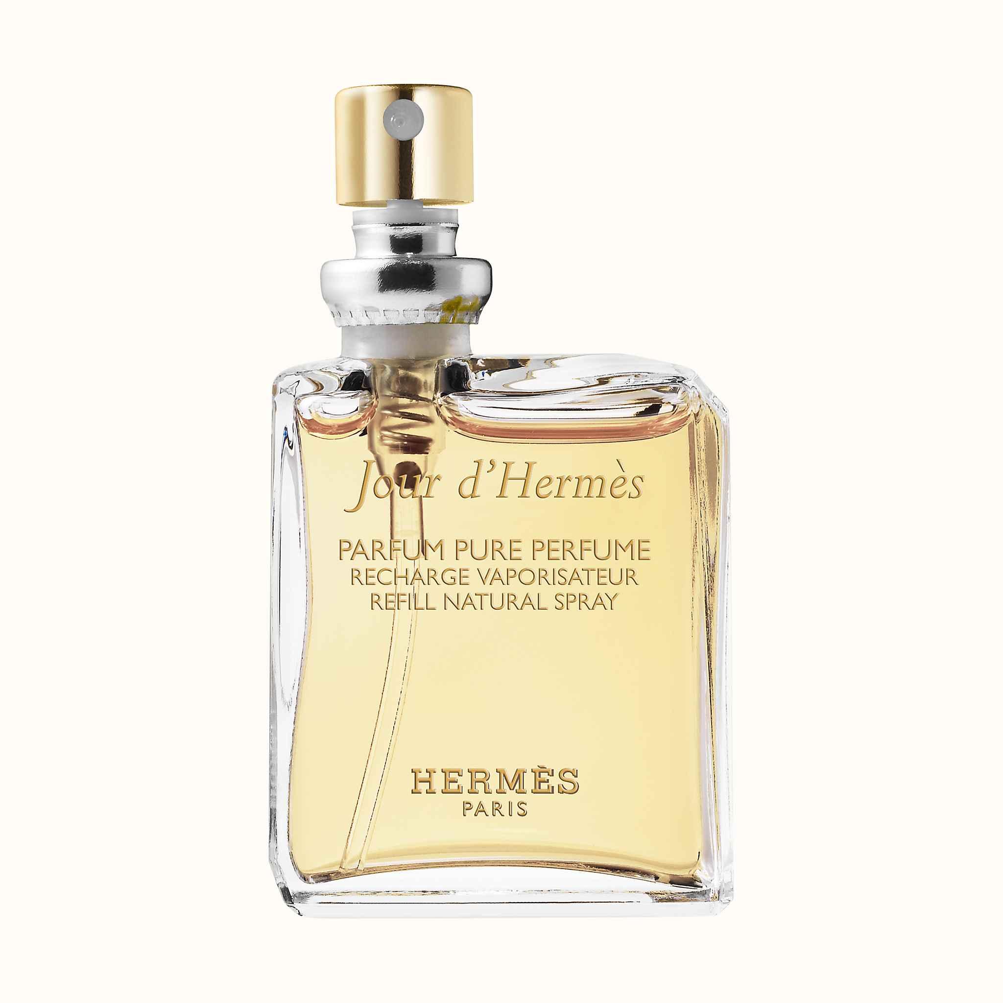 Parfum Refill Extrait D'hermes De Htscrqdx Jour n0wNZk8OPX