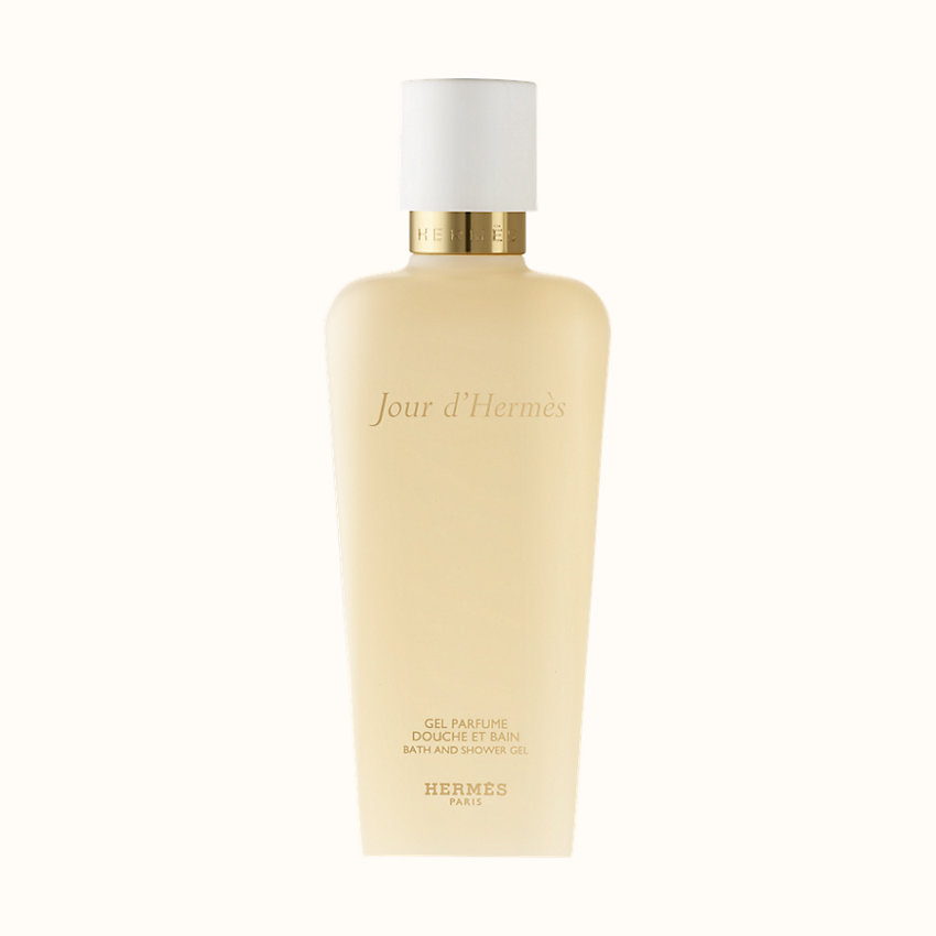 zoom image, Jour d'Hermes Perfumed bath and shower gel