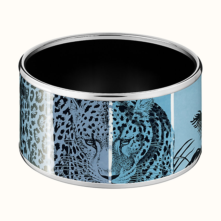 zoom image, Jungle Love Rainbow bangle