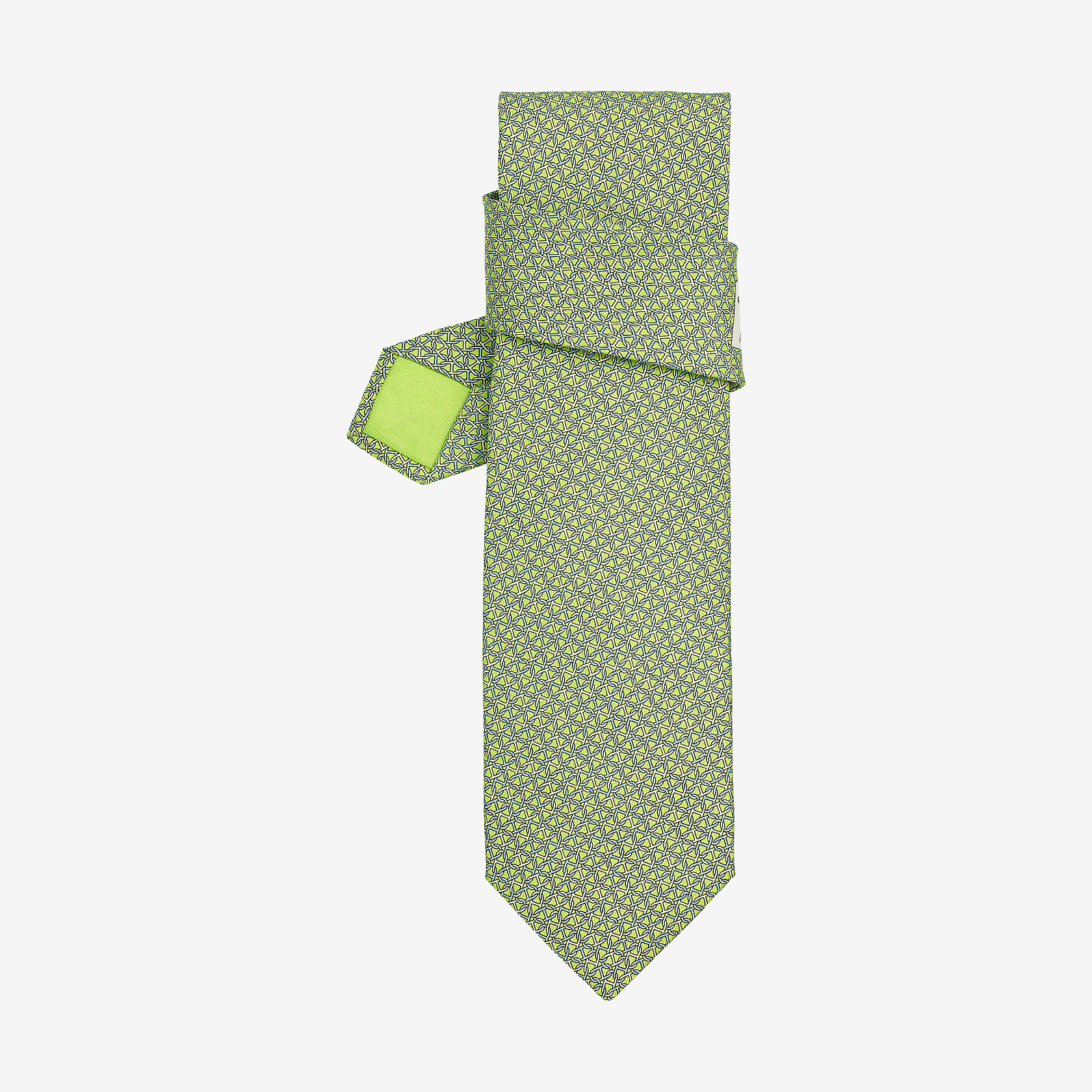 how to clean a hermes tie