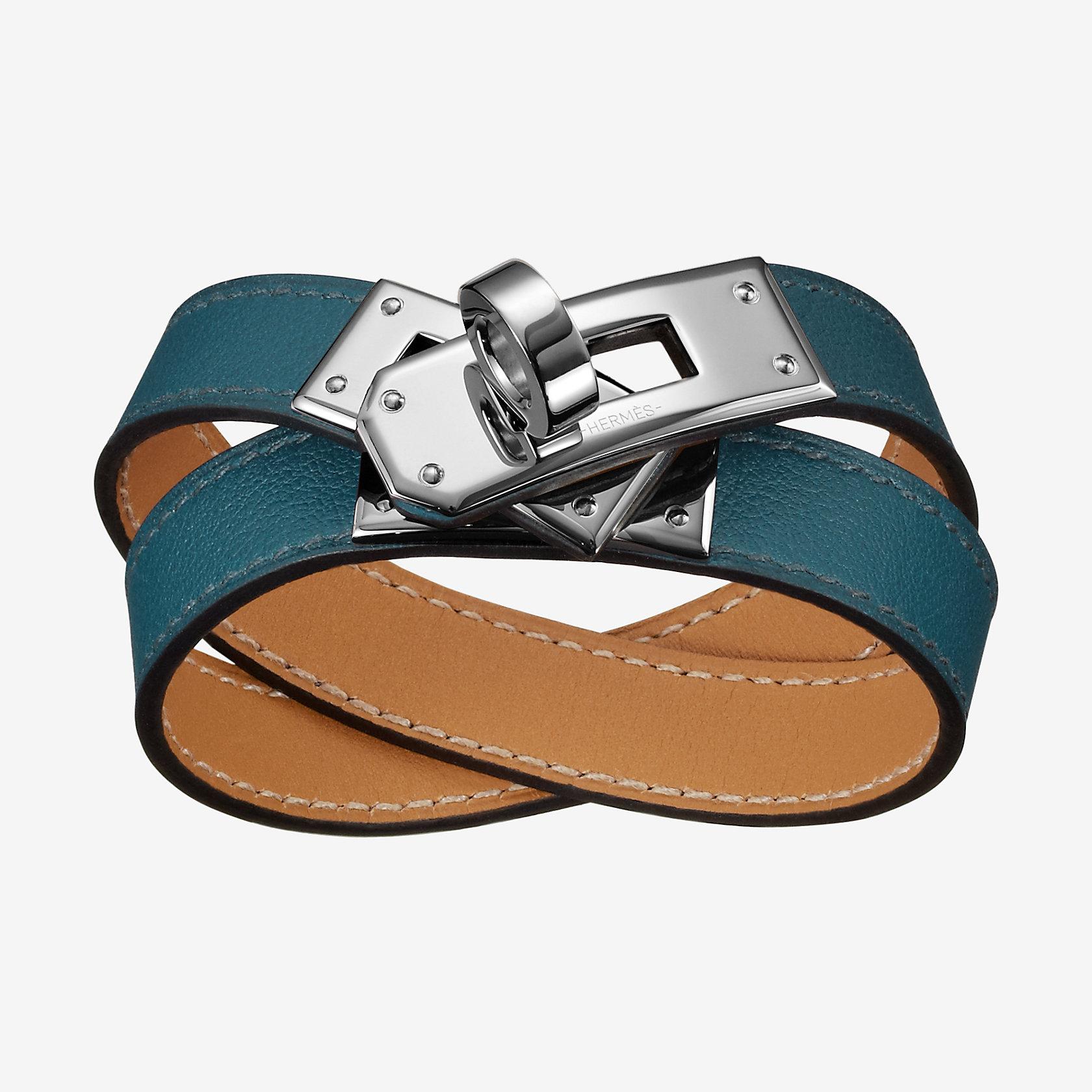 Hermes Double Tour Bracelet Size