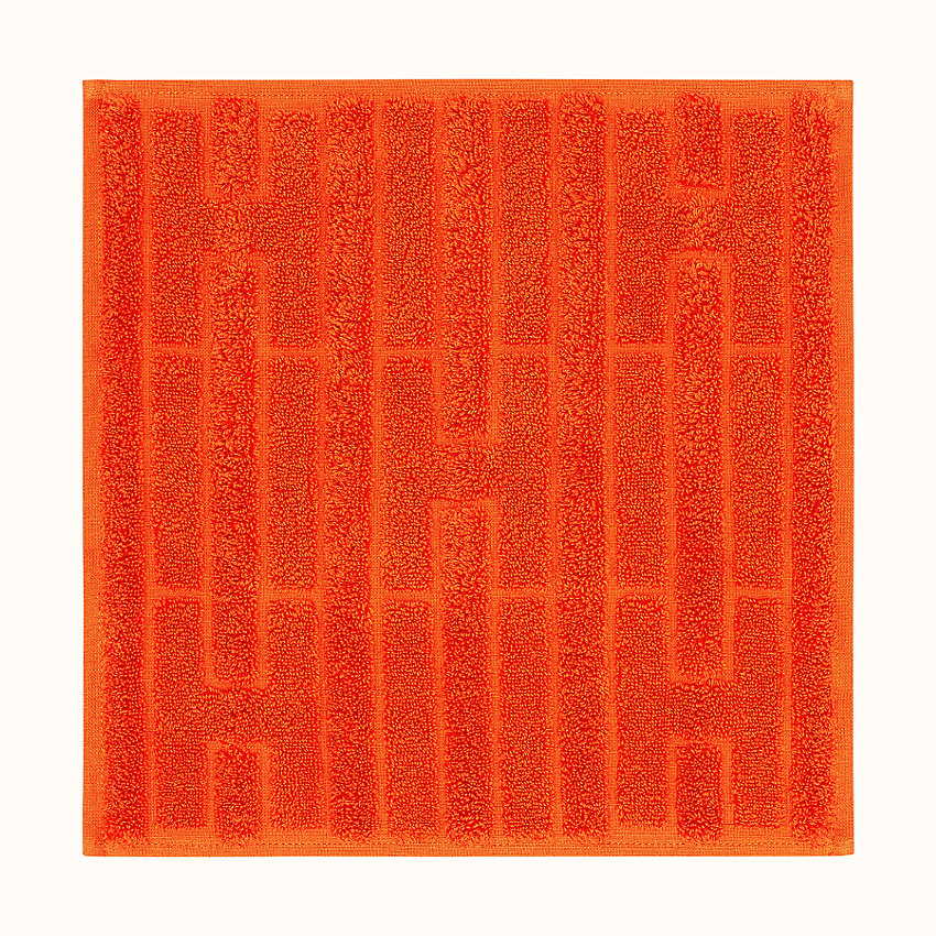 zoom image, Labyrinthe square towel