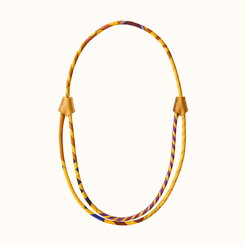 zoom image, Lasso necklace