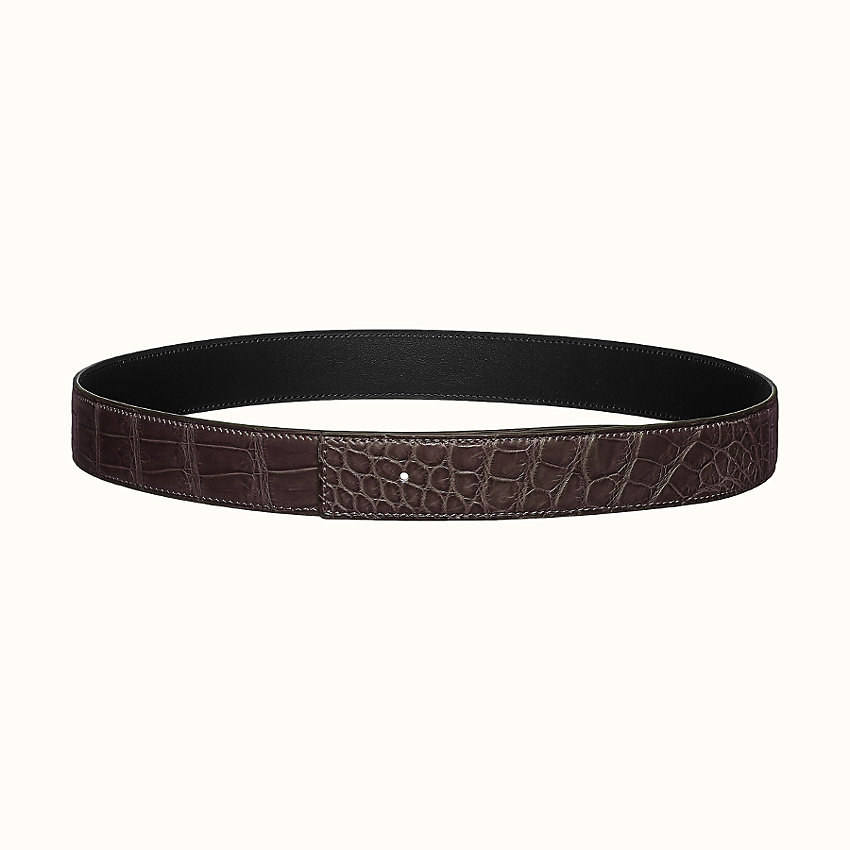 zoom image, Leather strap 32 mm