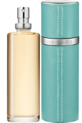Jour d'Hermes Eau de parfum refill & Refillable leather case