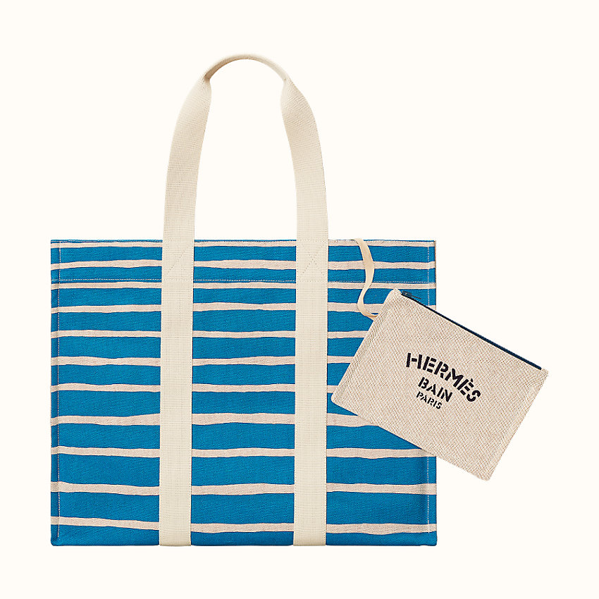 zoom image, Mediterranee beach bag