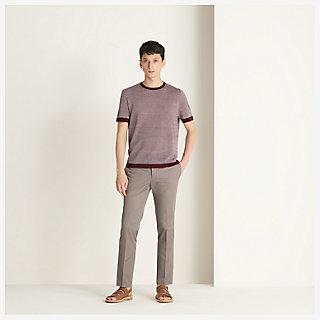 'Micromotif H' t-shirt - worn