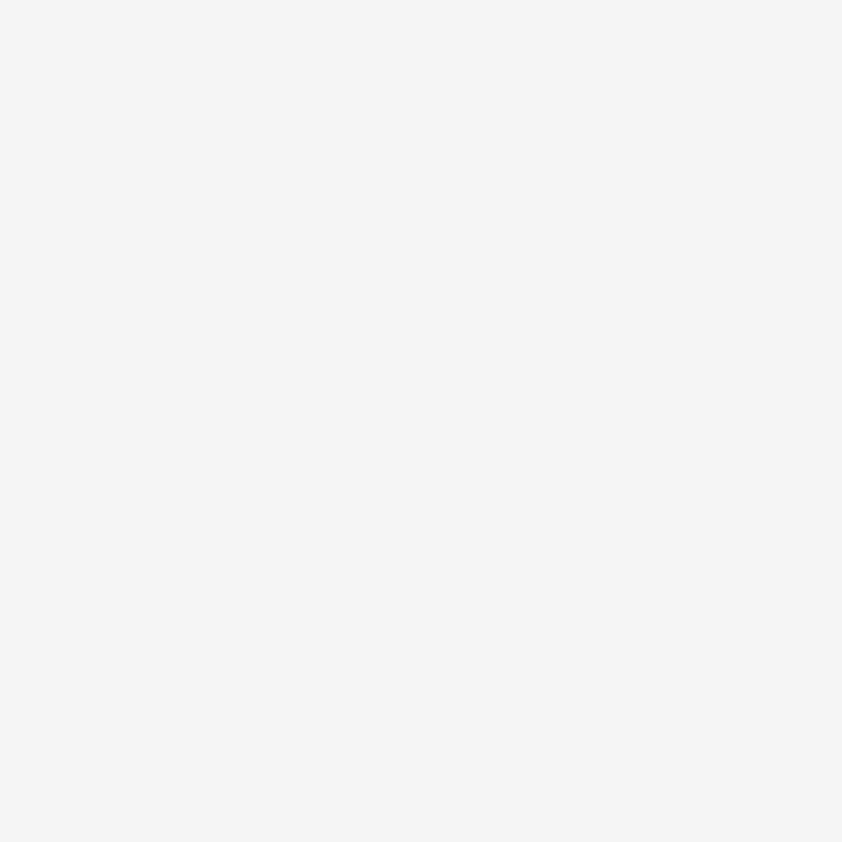 Mosaique au 24 gold set of 5 square plates