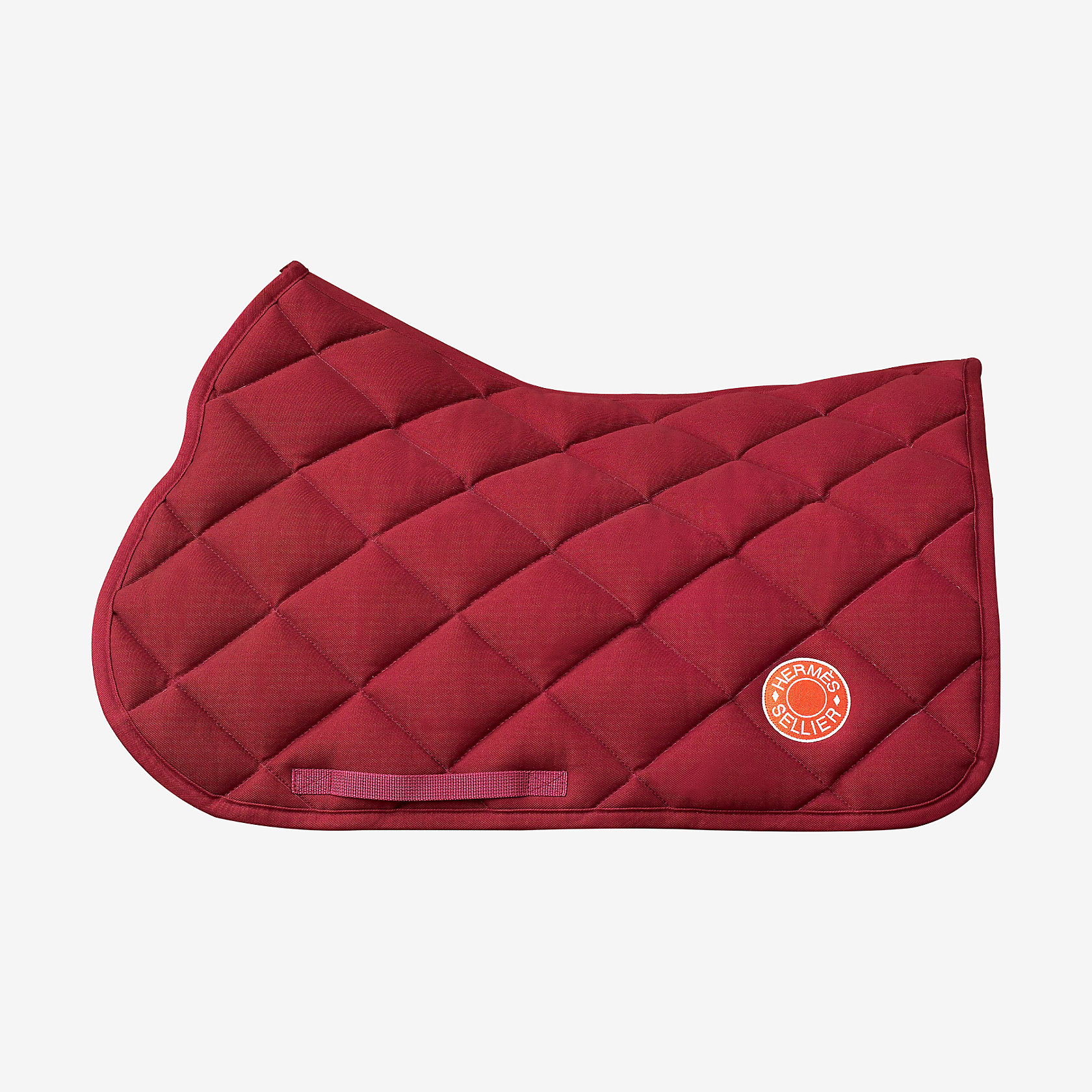 Oxford unisex saddle pad hermès