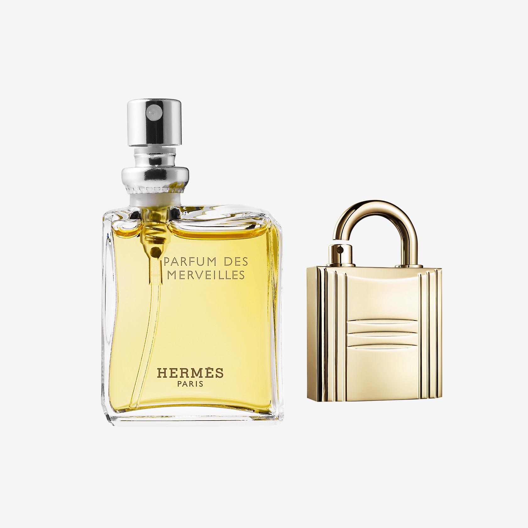 Parfum Des Merveilles Extrait De Parfum Refill Padlock Refillable