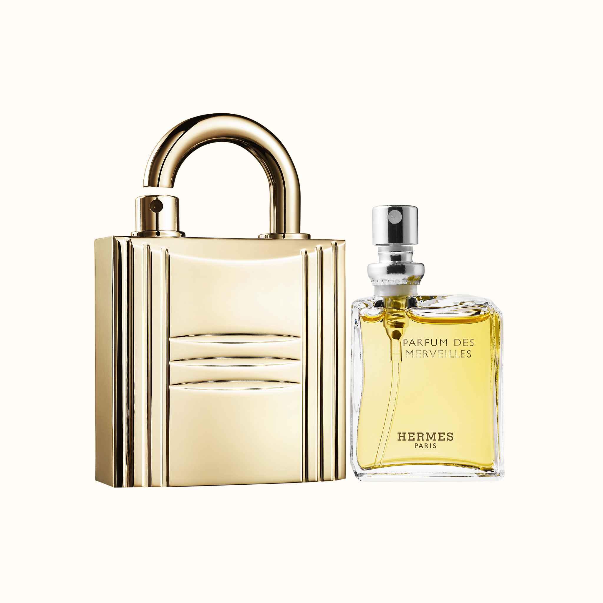 Parfum des Merveilles Nachfüllflakon Extrait de Parfum & Cadenas Or Nachfüllflakon