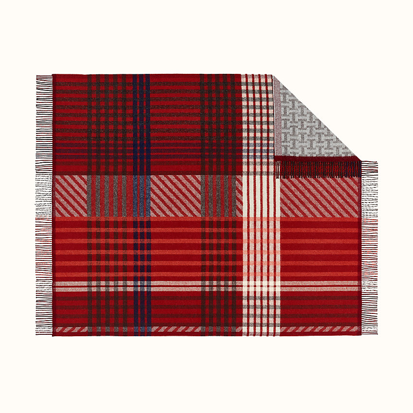 zoom image, Plaid Escapade