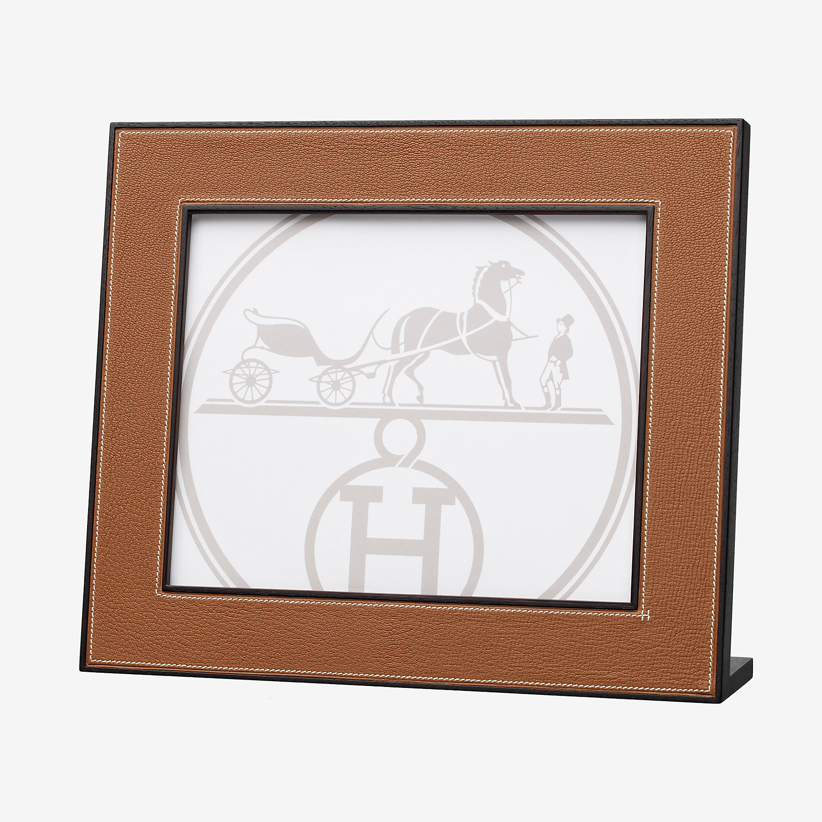 Pleiade photo frame, large model | Hermès