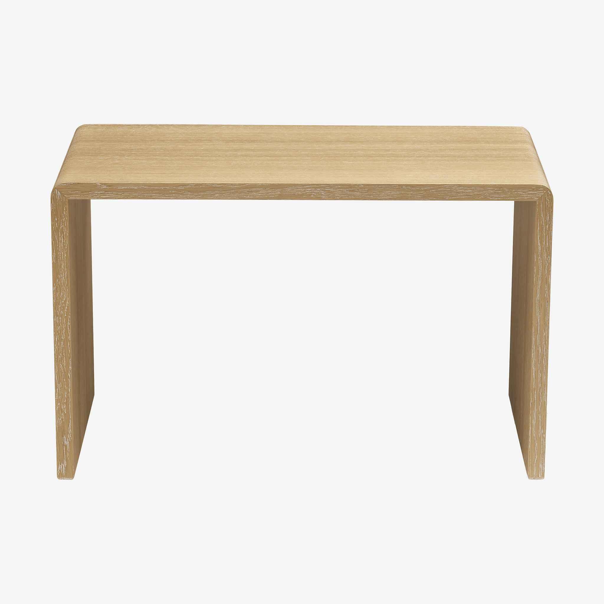 Reeditions JM Frank Par Hermes Inverted U Long Coffee Table Hermès - Hermes coffee table