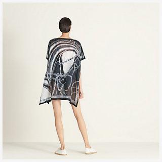 'Robe du Soir' tunic - worn