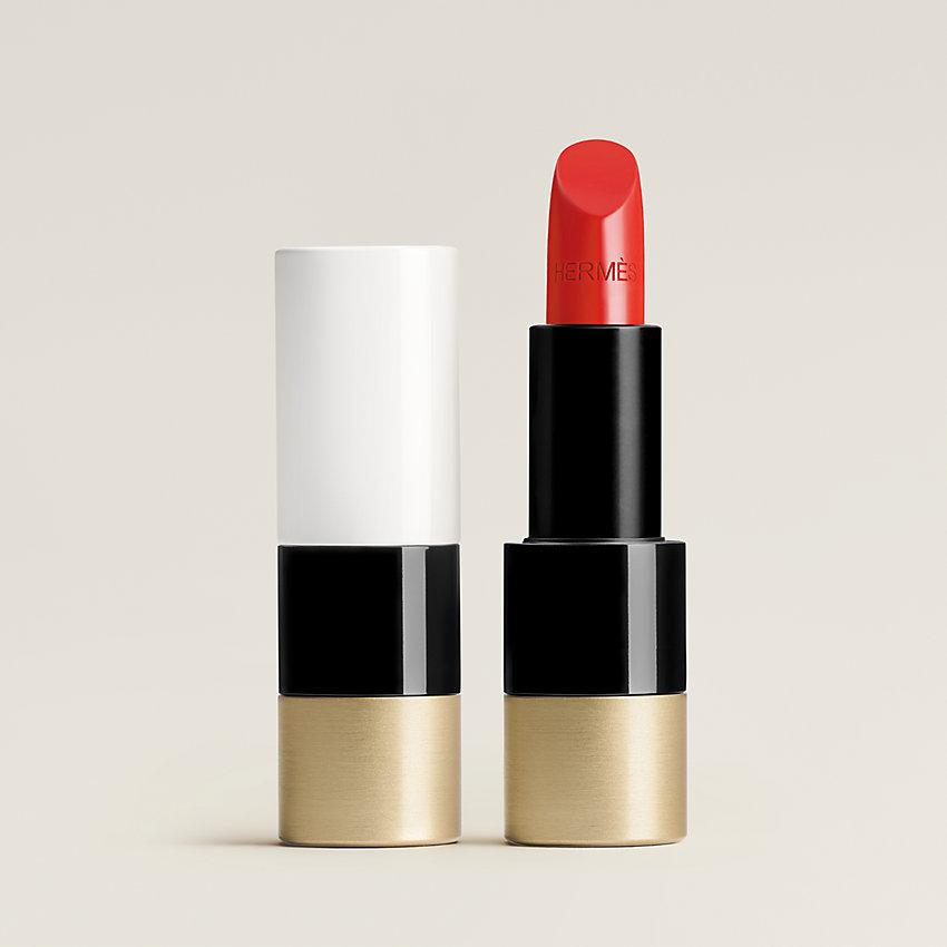 View: Worn, Rouge Hermes, Satin lipstick, Rouge Amazone