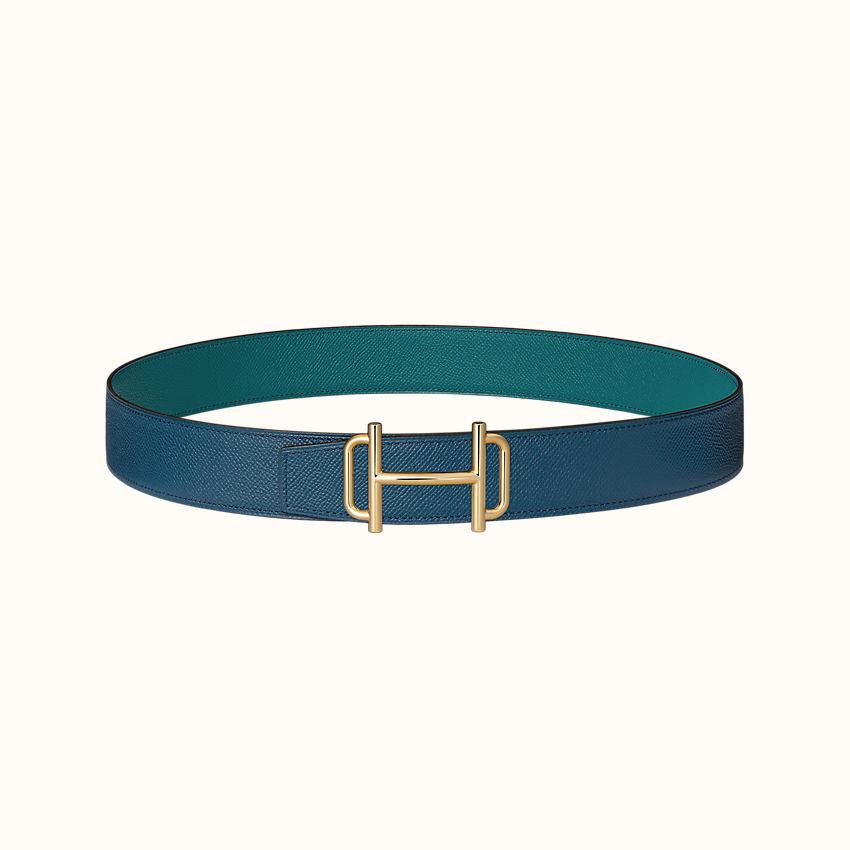zoom image, Royal belt buckle & Reversible leather strap 38mm