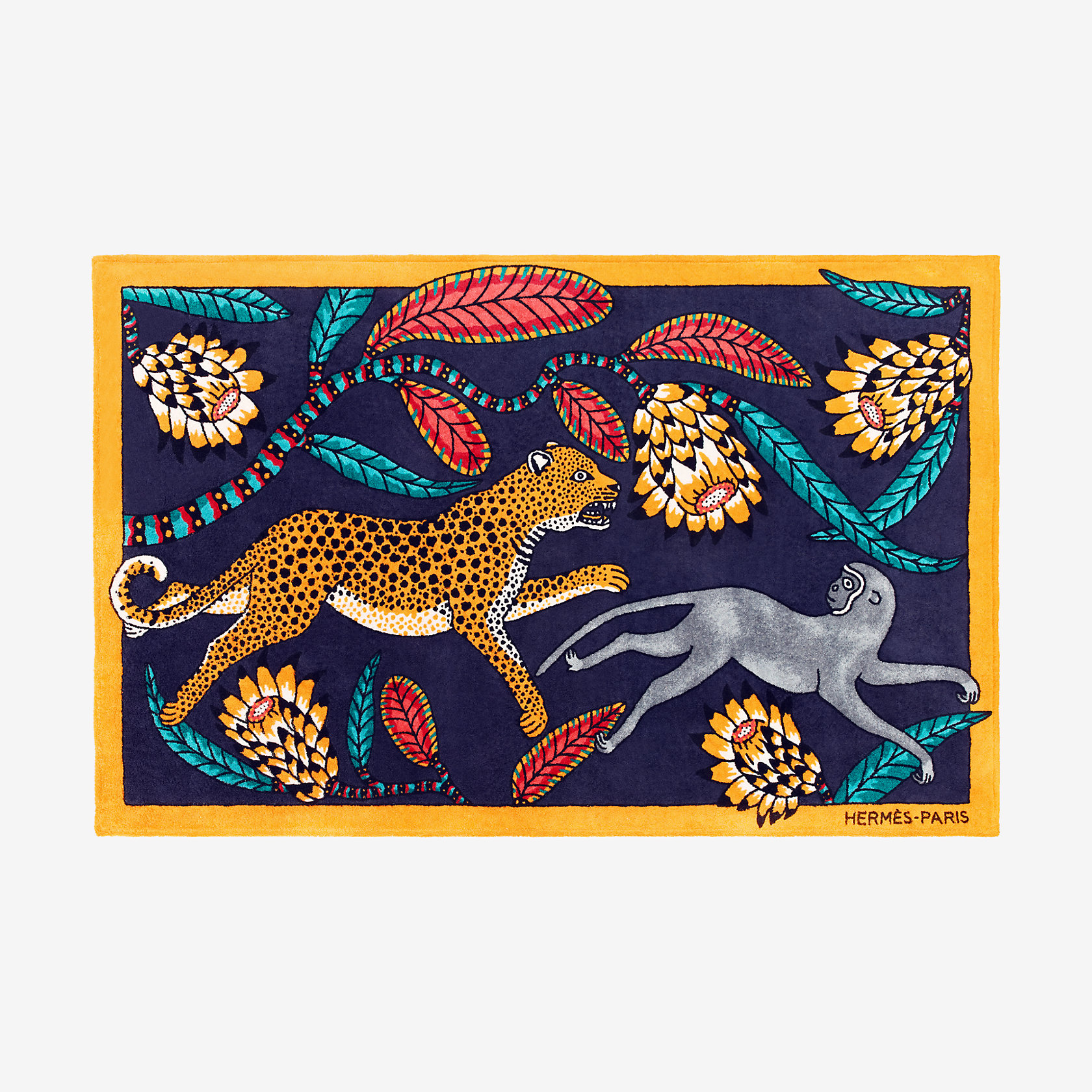 Savana Dance Beach Towel Hermès Hermes