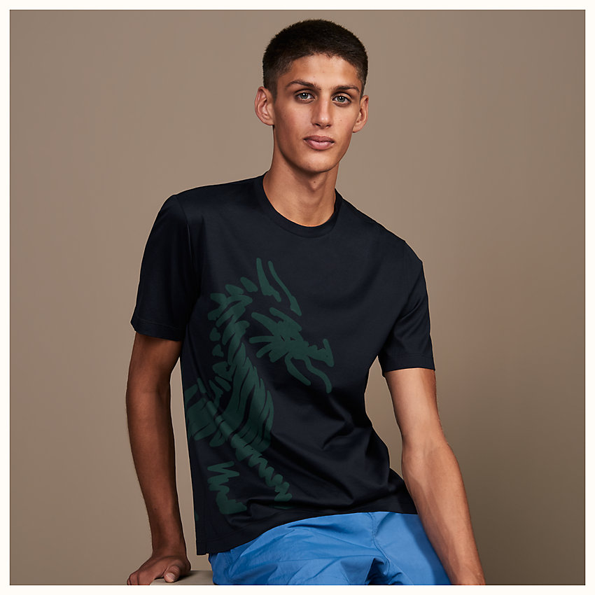 zoom image, T-shirt « Dragon »