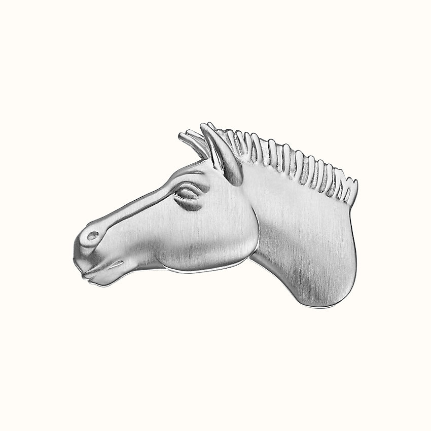 zoom image, Talismans Cheval badge