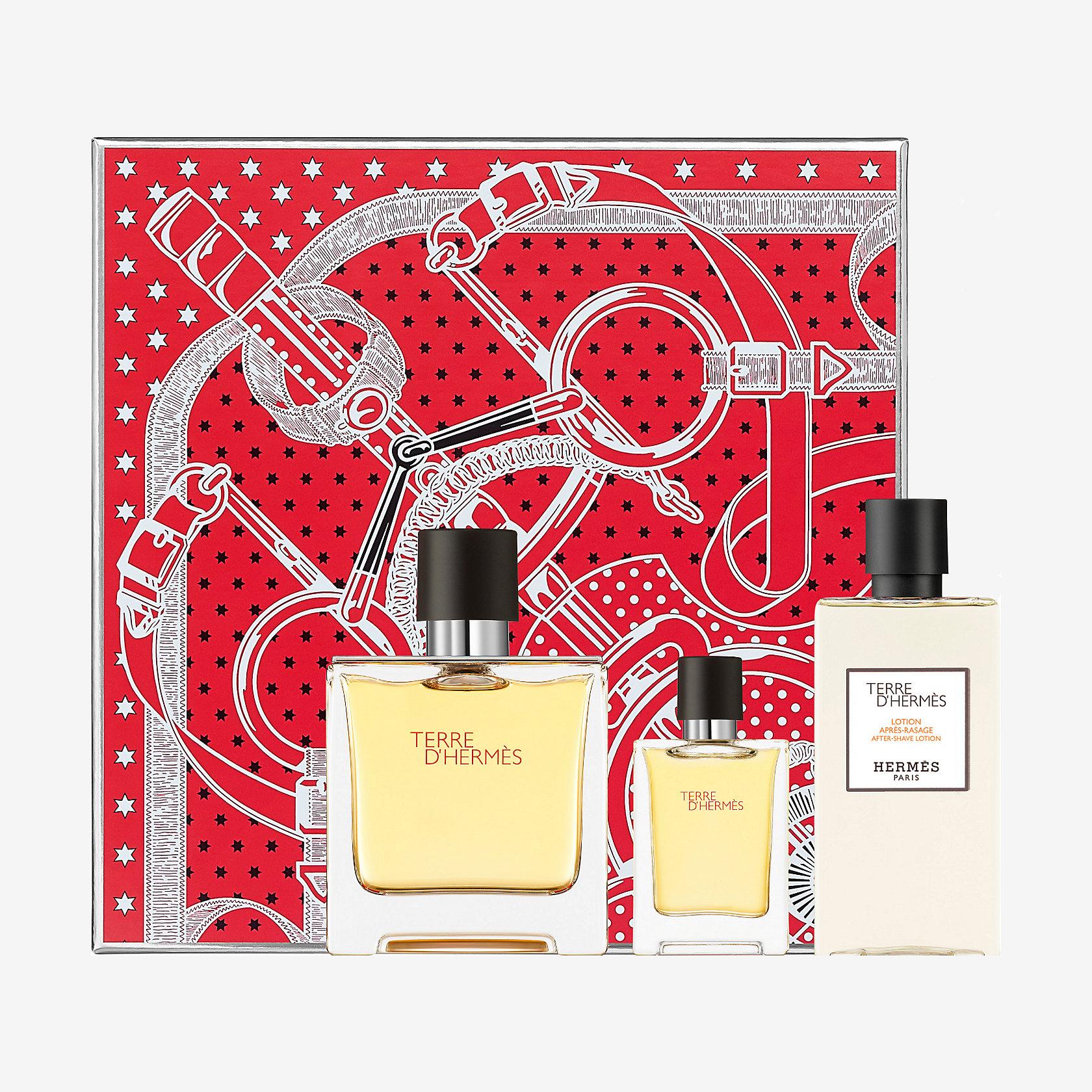Coffret Terre Parfum Parfum Terre D'hermès D'hermès Parfum Terre D'hermès Coffret Terre Coffret sQrChtd