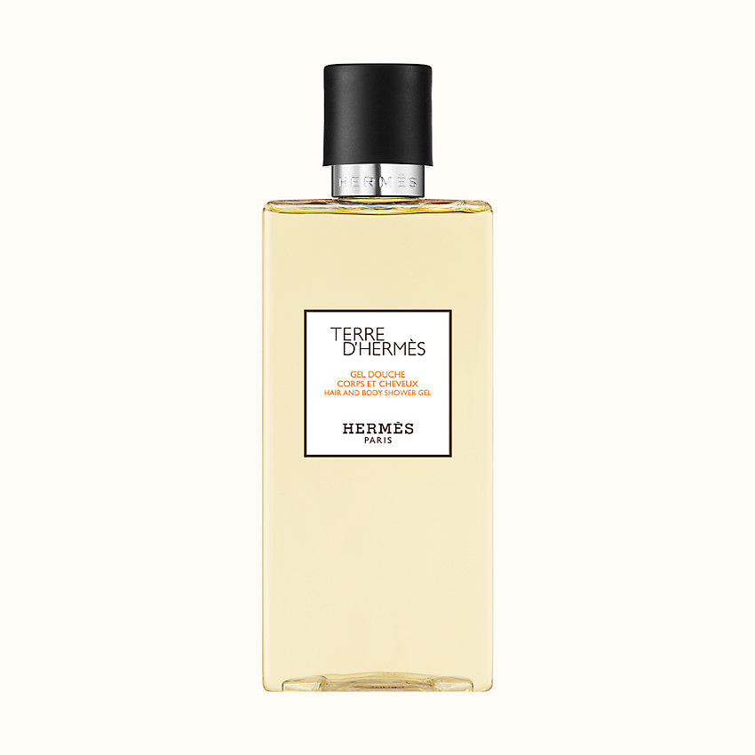zoom image, Terre d'Hermes Hair and body shower gel