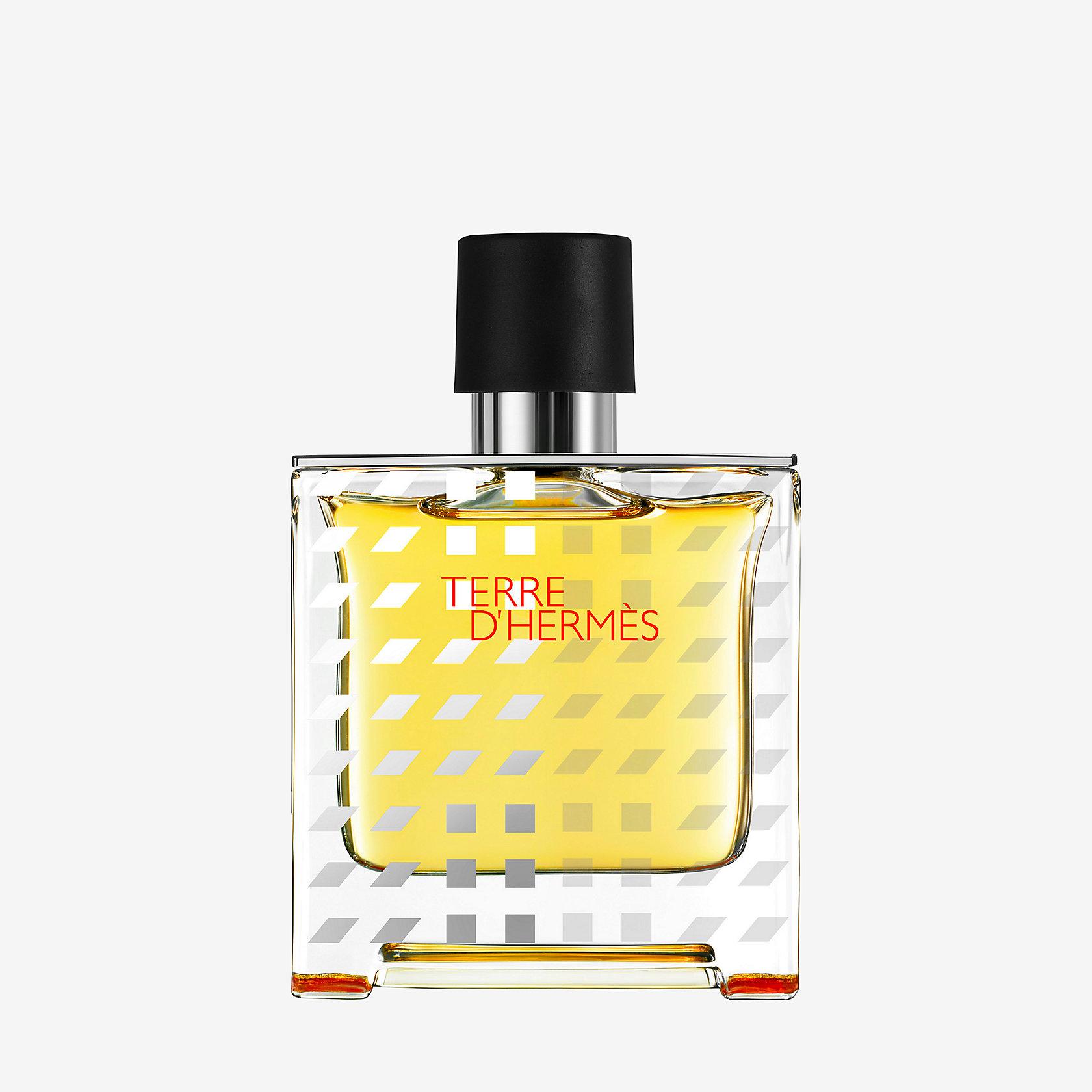 Terre Dhermes Parfum H Bottle Limited Edition Hermès