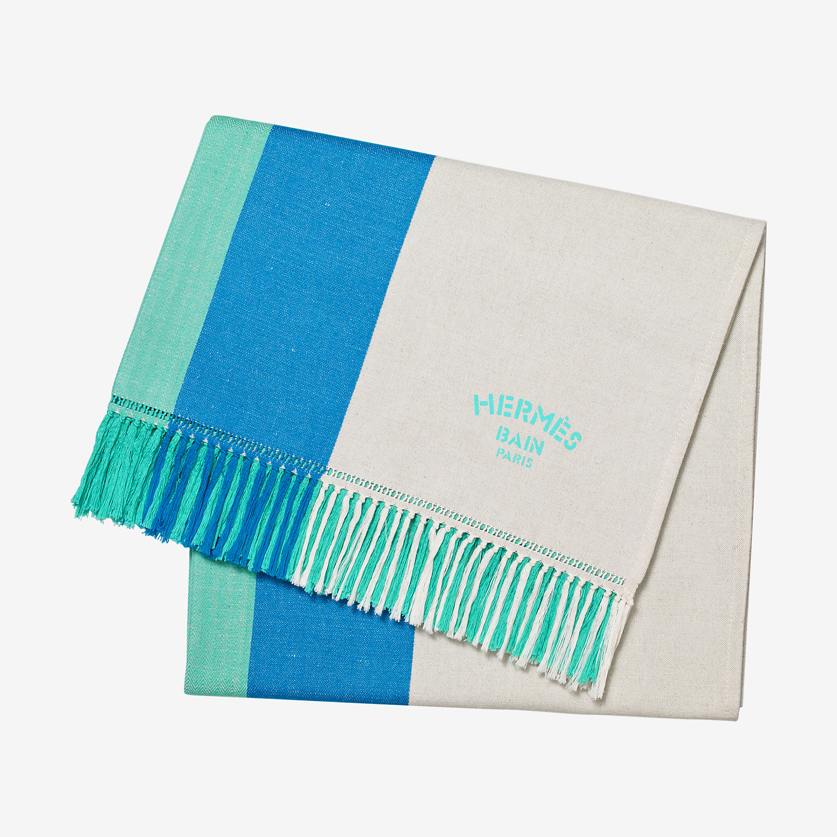Transat beach towel | Hermès