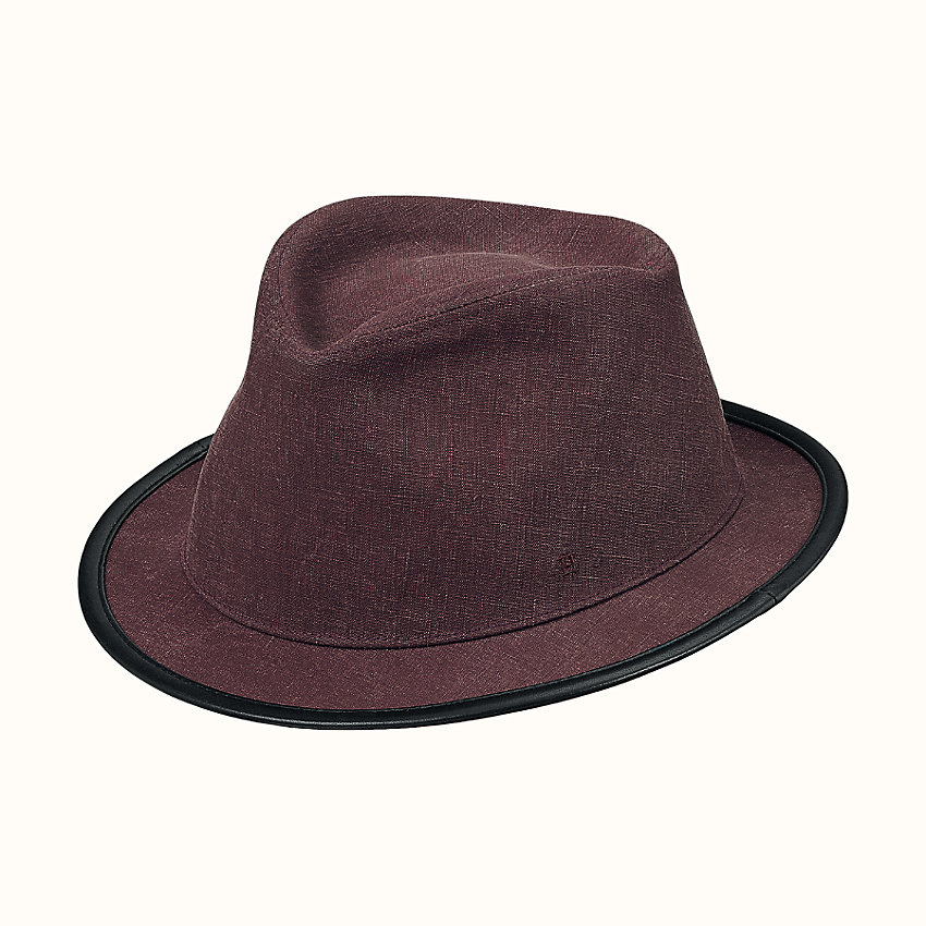 zoom image, Travis hat