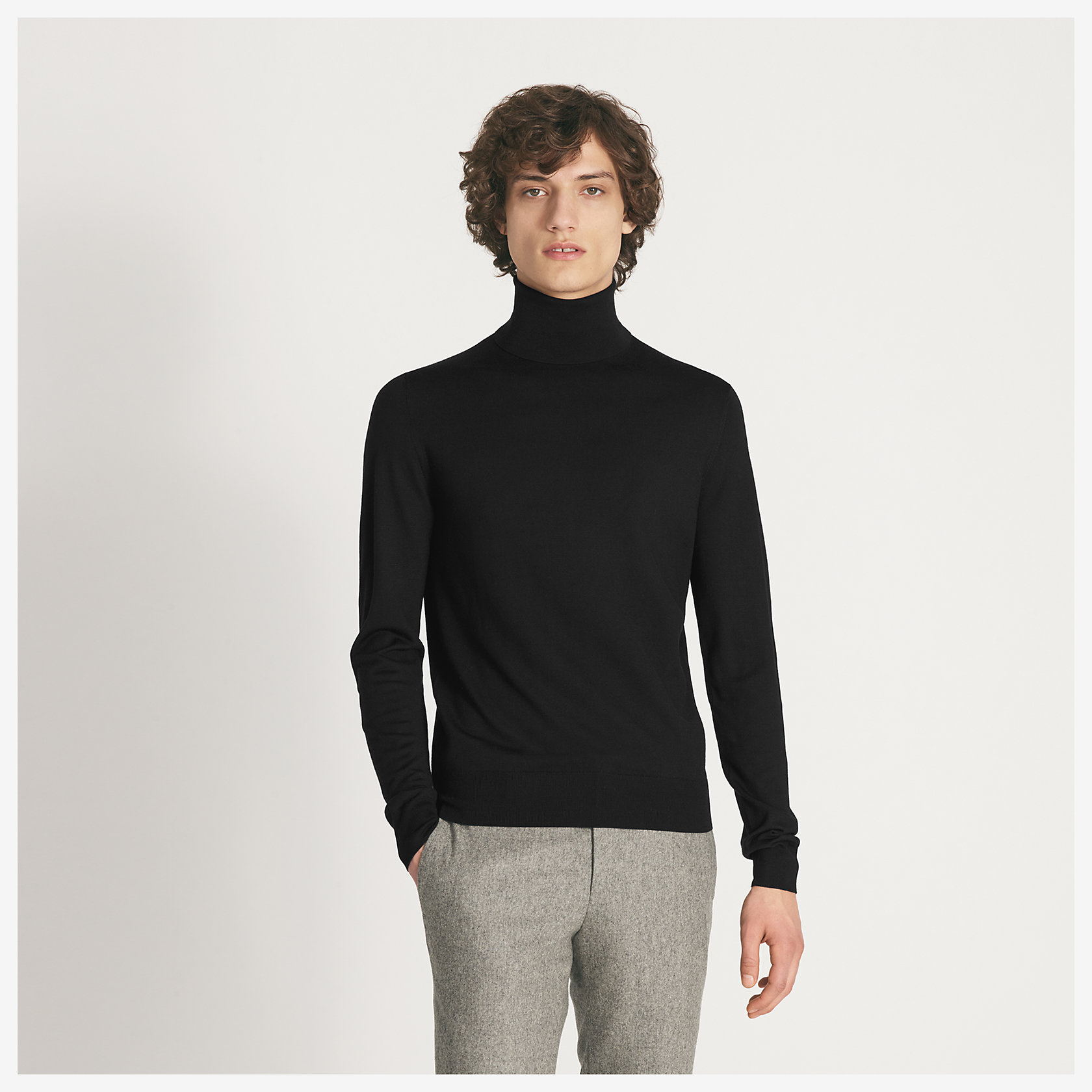 Turtleneck sweater | Hermès