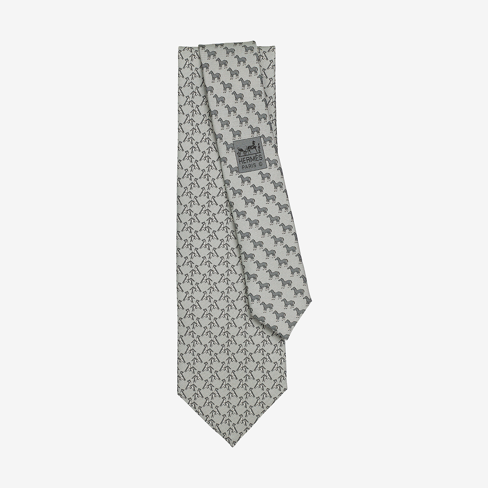 Twillbi Origami Horse Tie