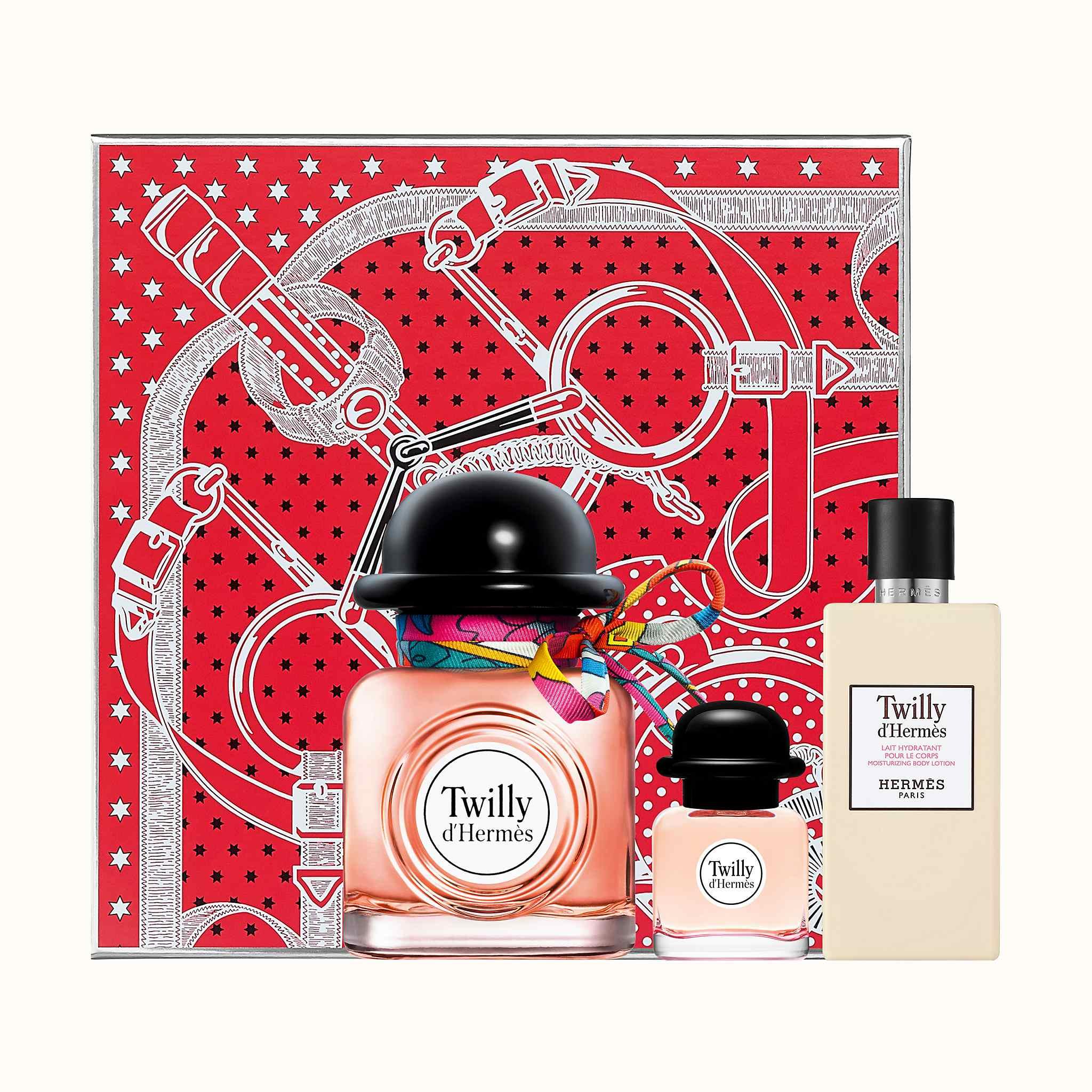 Coffret D'hermès Parfum De Twilly Eau deCrxoWB