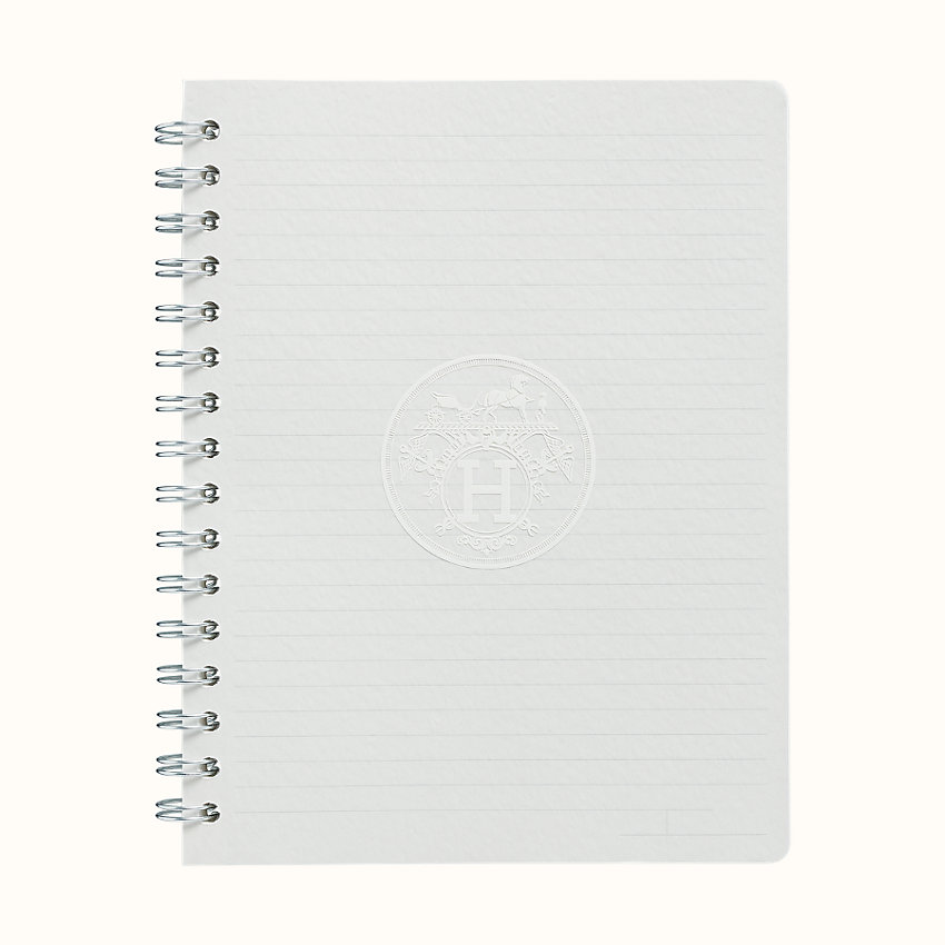 zoom image, Ulysse lined notebook refill, medium model
