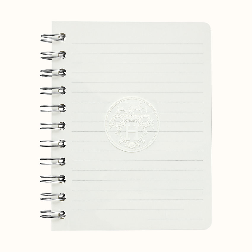 zoom image, Ulysse lined notebook refill, small model