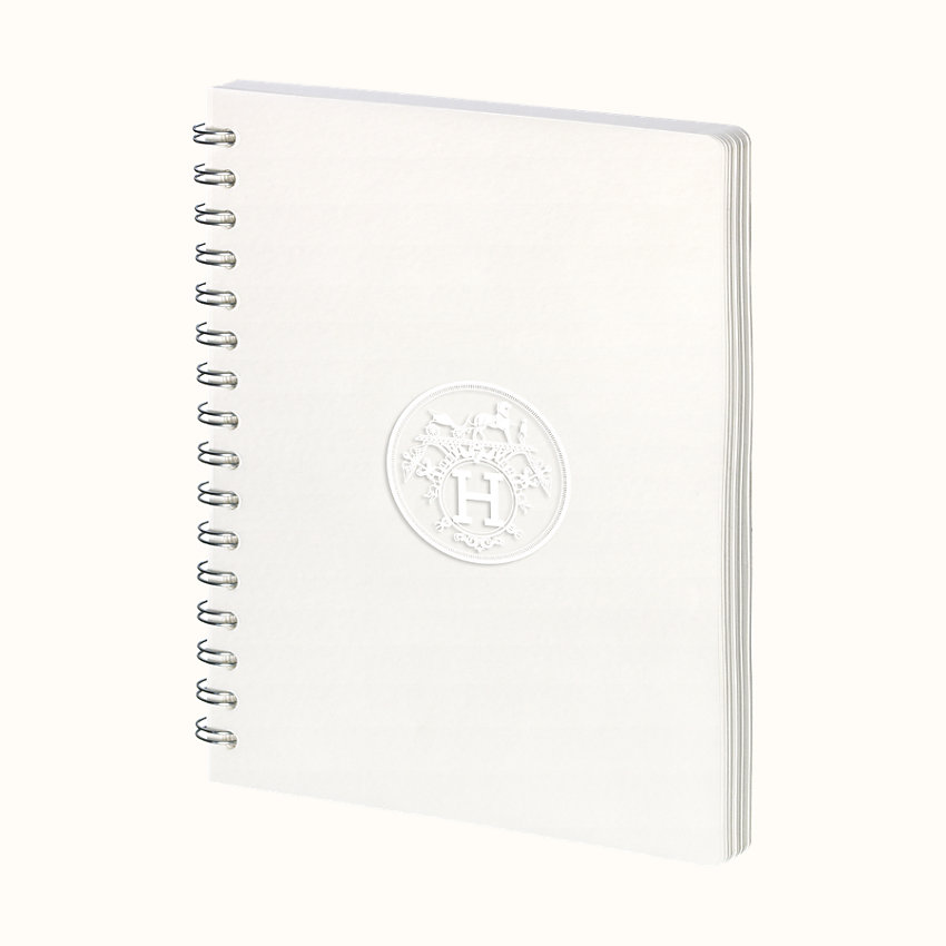 zoom image, Ulysse plain notebook refill, medium model