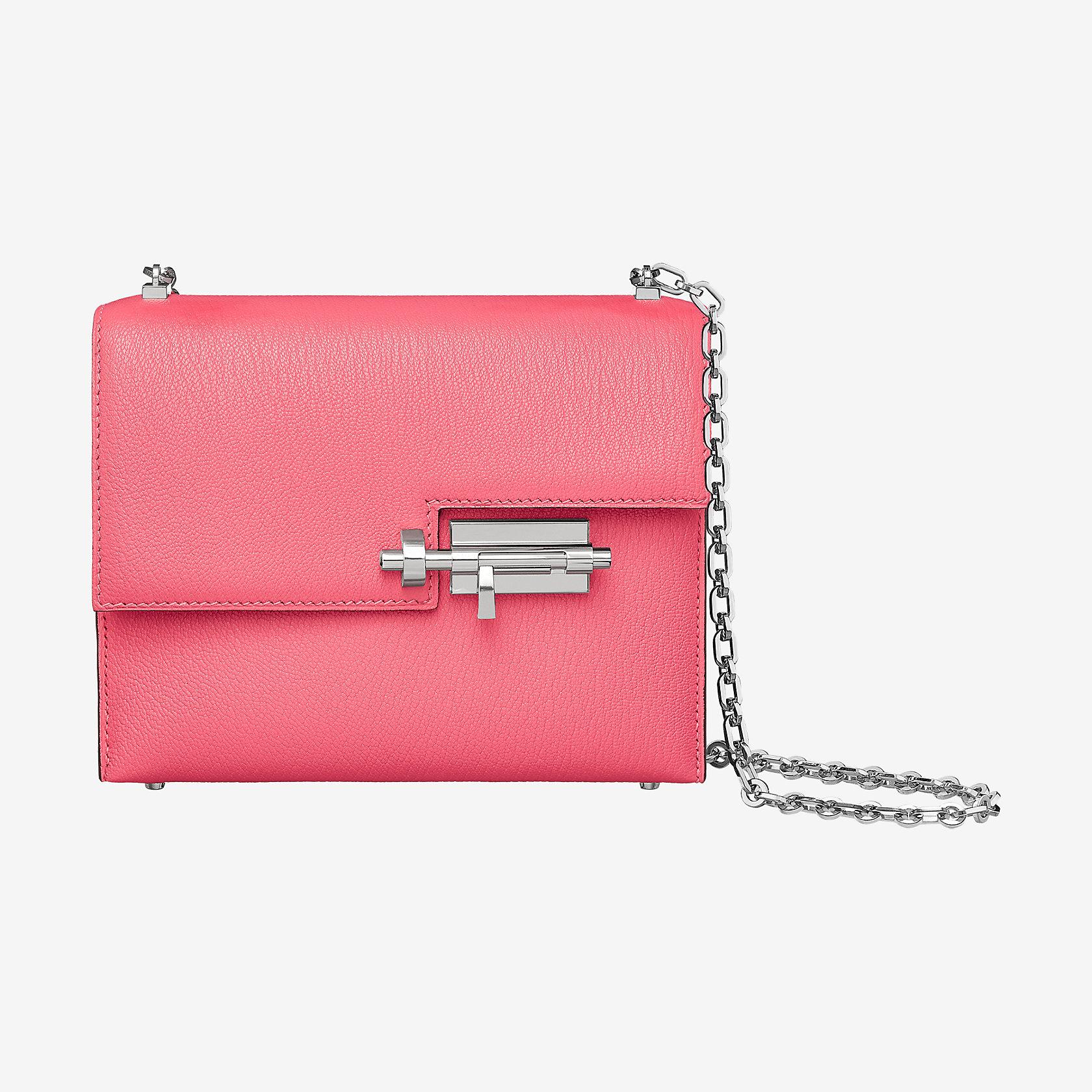 Verrou chaine mini bag herms colourmoves