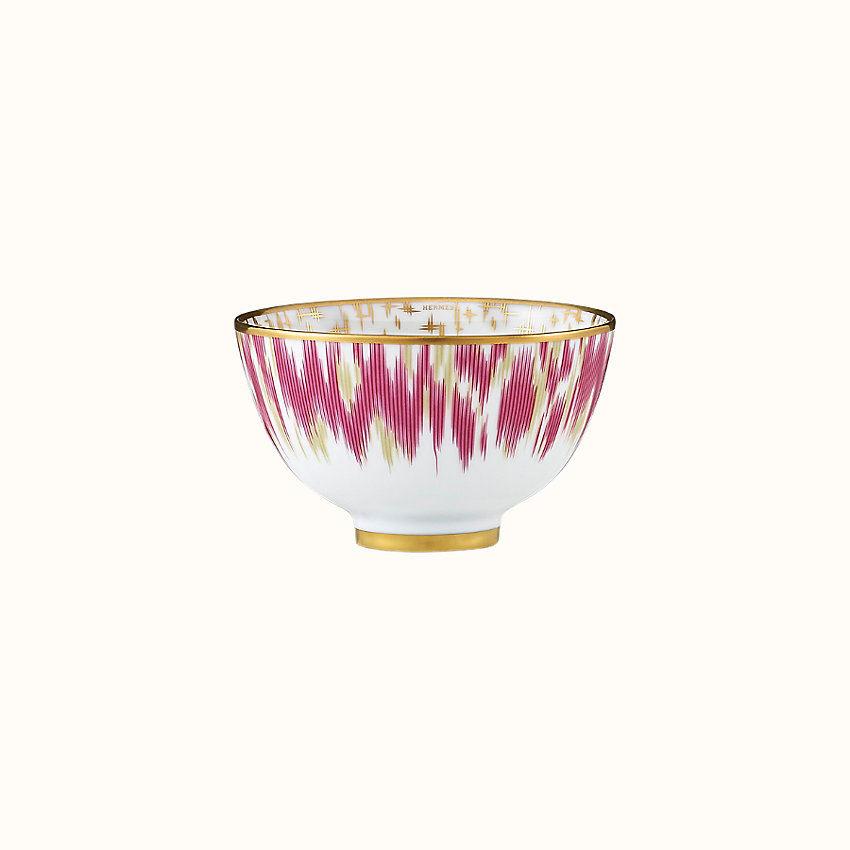 zoom image, Voyage en Ikat bowl, small model
